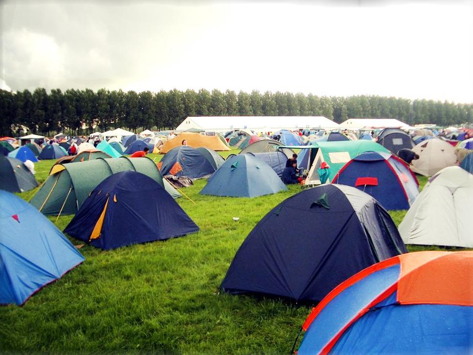 Kamp çadırı örnekleri