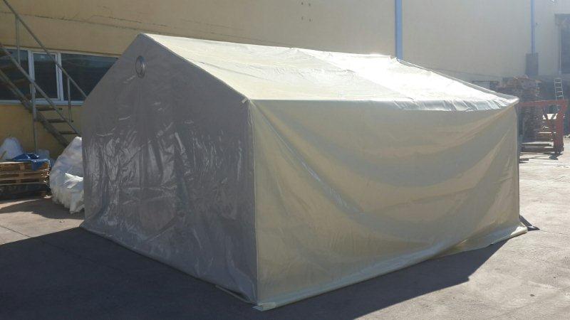 Şantiye çadırı