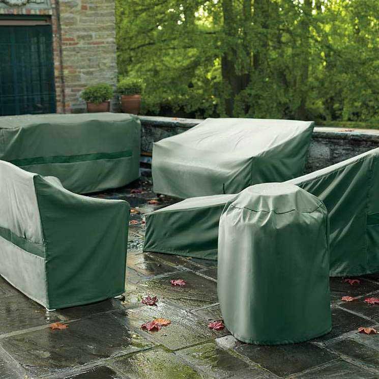 Bahçe ve mobilya koruma  kılıfları