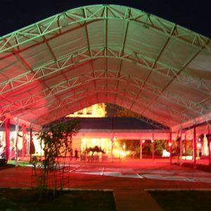 Eğlence ve etkinlik çadırları