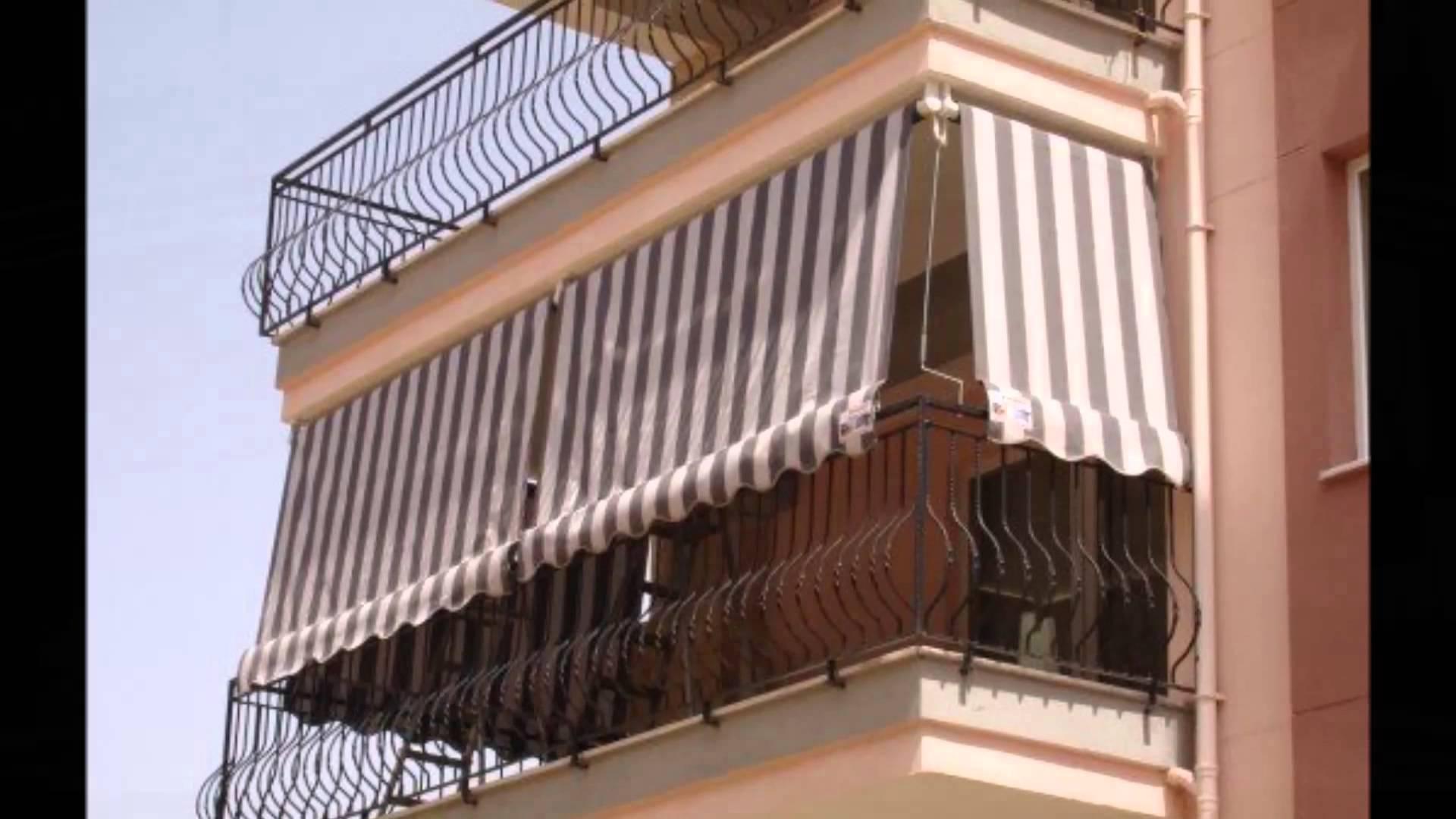balkon demiri brandası