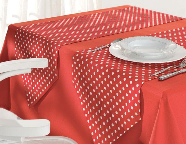 Desenli masa örtüsü örnekleri