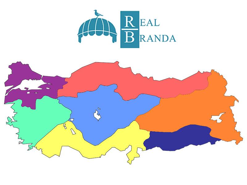 Anadolu bölgesi branda tente hizmetleri