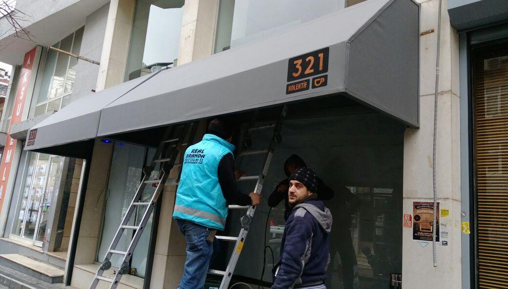 SABİT TENTE  VE NEVRAS TENTE MODELLERİ
