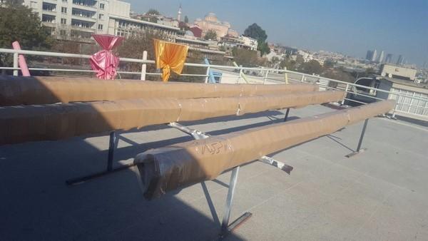 Mafsallı tente modelleri