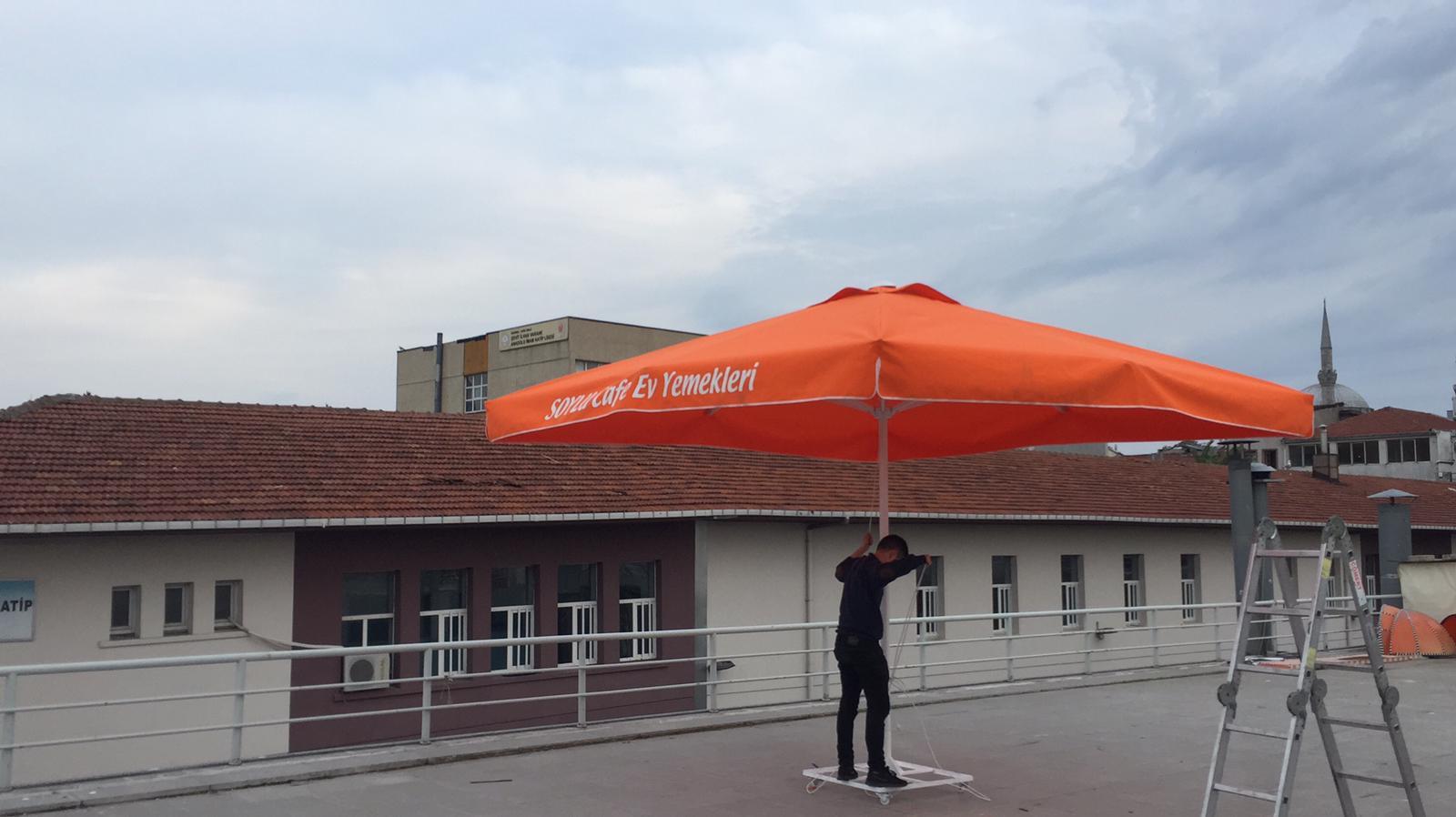 Kafe şemsiyesi Modelleri